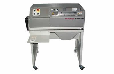Renz APSI 300 Coil Binding Machine