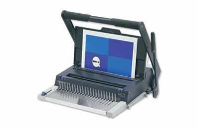 GBC IBI Master 400 Comb Binding Machine