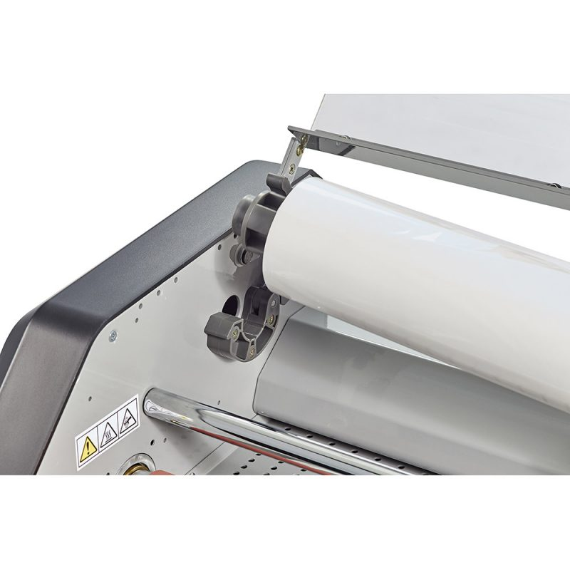 Ultima 65 laminator designed for Ezload film