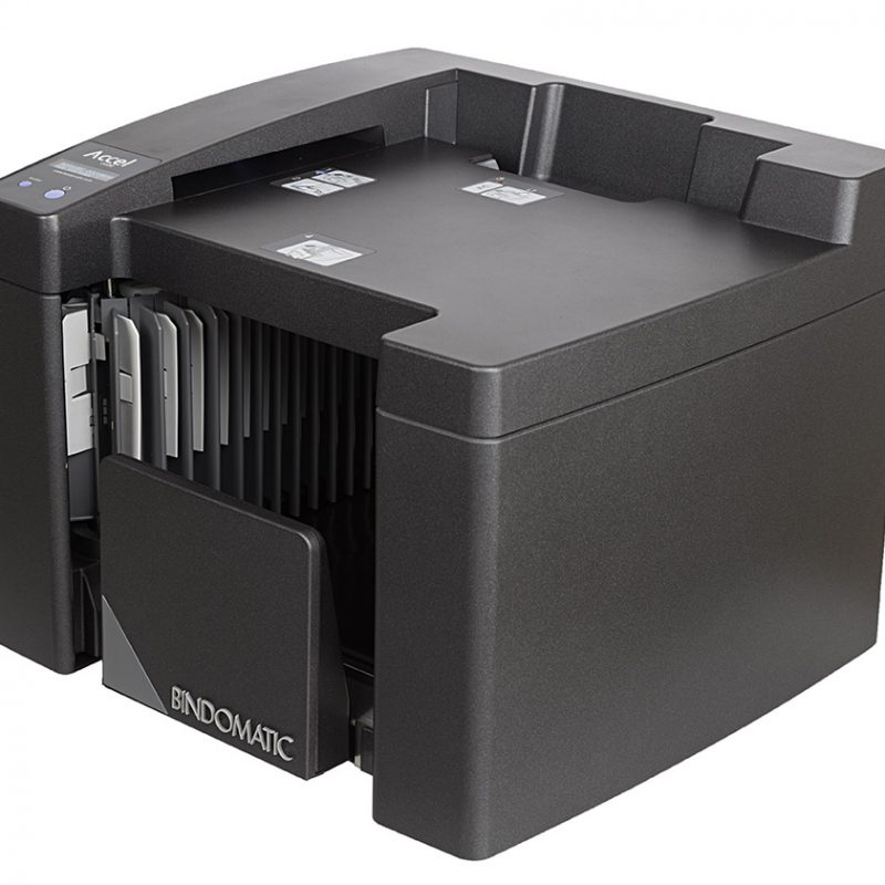 bindomatic accel cube thermal binder