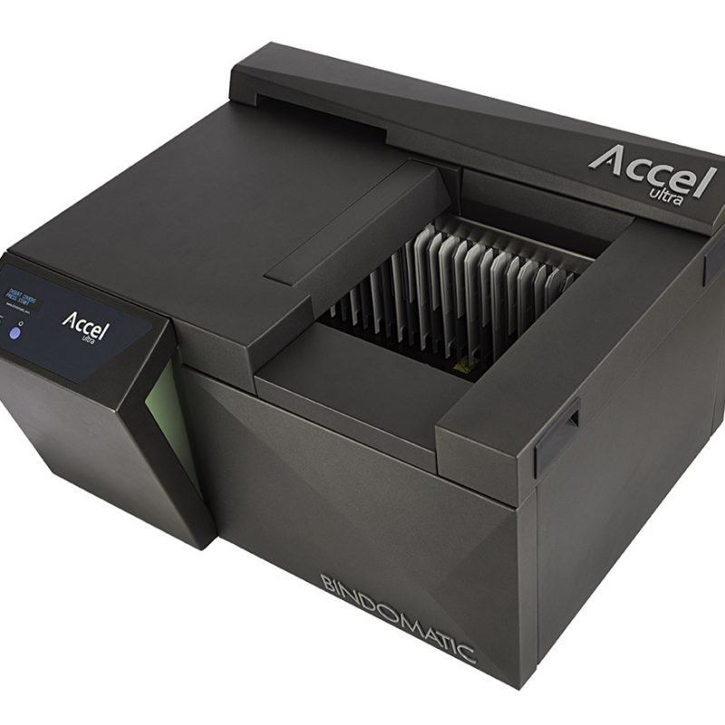 bindomatic accel ultra thermal binder