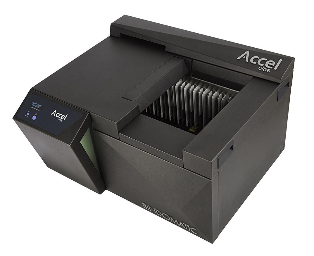 bindomatic accel ultra thermal binder