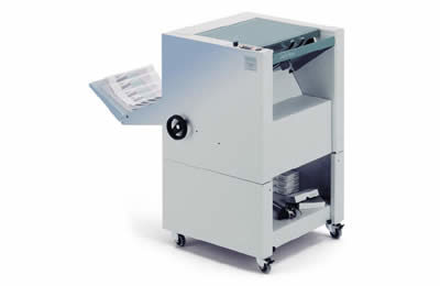 Hand Fed Booklet Makers