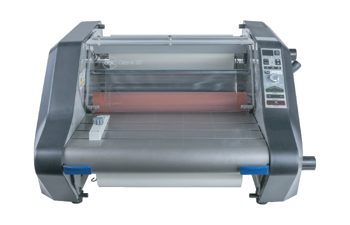 new gc catena 35 laminator