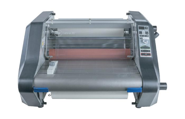 new gc catena 35 laminator